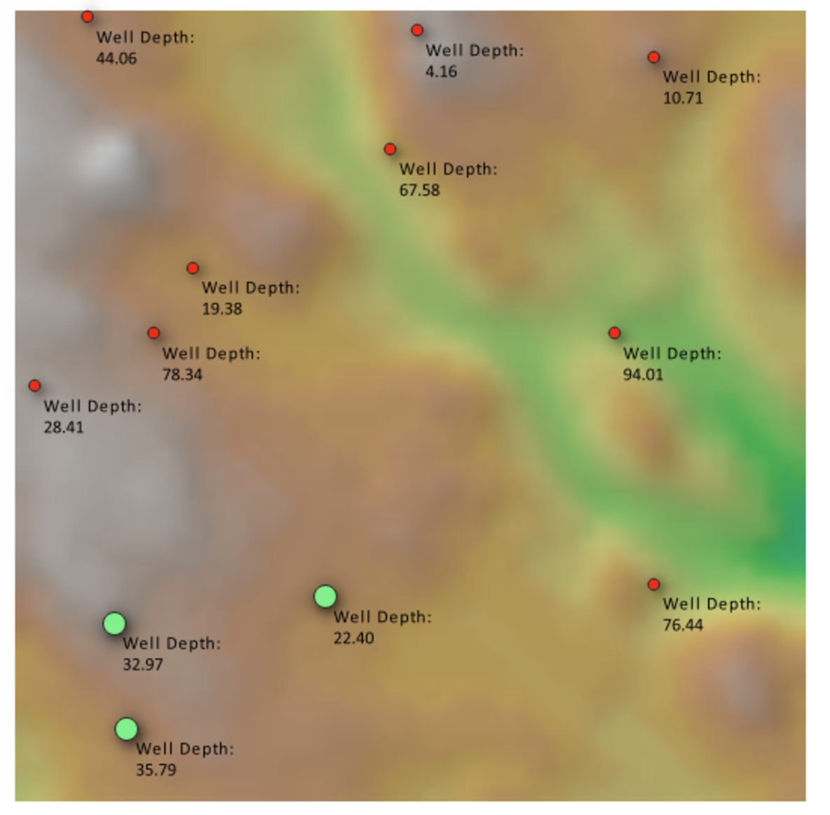 map algebra styling