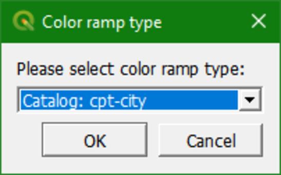 color ramp type dialogue